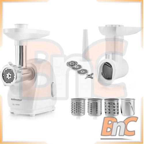 ZELMER ZMM5548W ELECTRIC MEAT MINCER 2000W BRAND NEW
