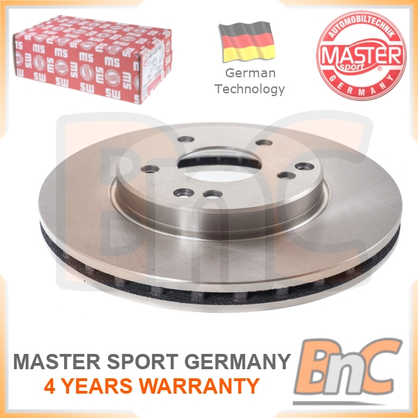 Sports 203 Series NEW Mercedes Parts:  Brake Pad And Disc Set Front C-Class