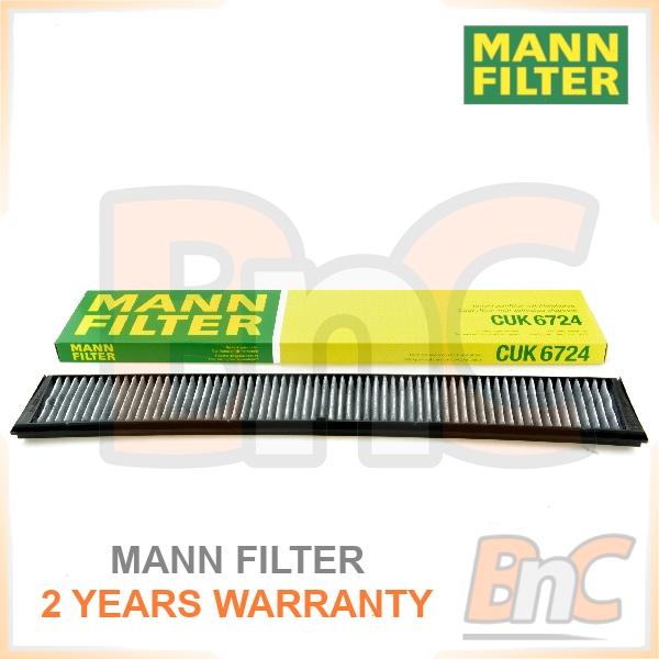 Fits BMW 3 Series E46 328 Ci Fram Carbon Cabin Pollen Interior Air Filter